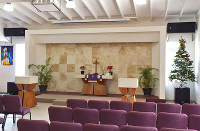 Permanent Home for the Grace Lutheran Church
