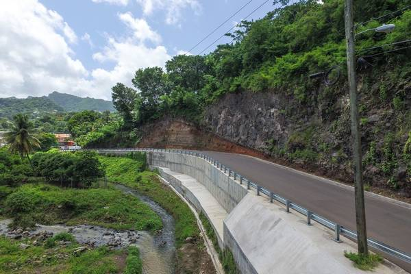 Regional Disaster Vulnerability Reduction Project – Landslip Mitigation